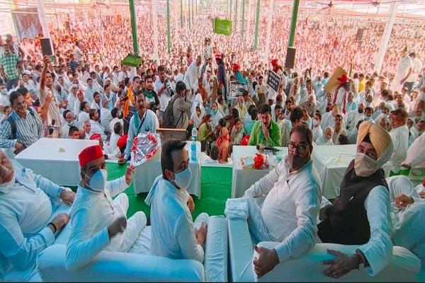 charan singh and chau goddess lal is an important contributor abhay chautala
