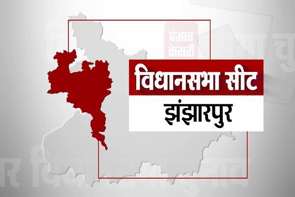 jhanjharpur assembly seat results 2015 2010 2005 bihar election 2020