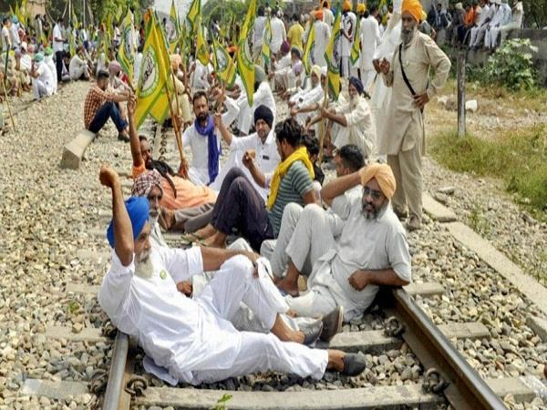 agriculture law conflict over rail tracks continues