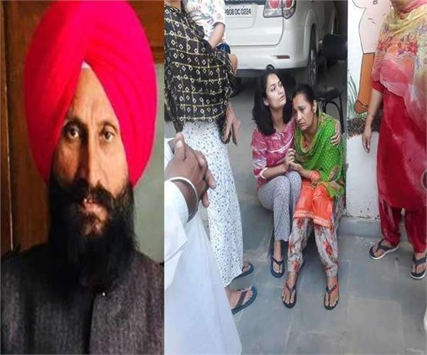 shaurya chakra award winner balwinder singh shot dead at home in punjab