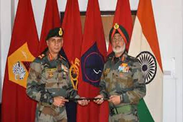 fire and fury corps of leh army gets new chief
