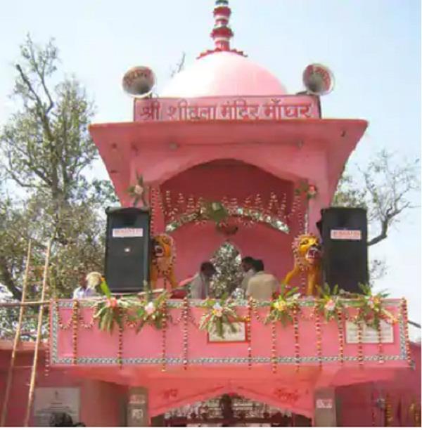 sheetla mata gives a healthy body to the devotees