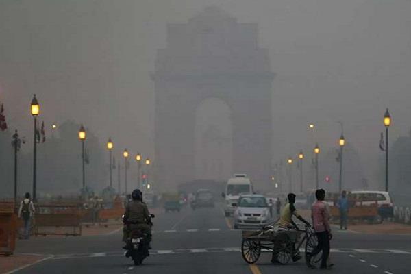delhi straw air quality corona virus