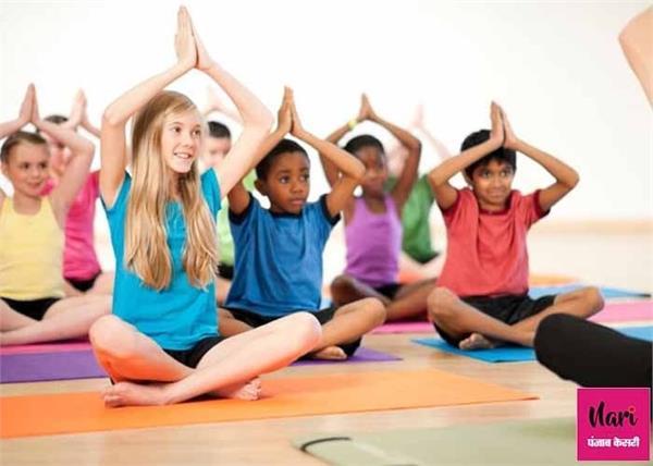 बच्चों के लिए बेस्ट योगासन, इम्यूनिटी स्ट्रांग होकर बीमारियों से रहेगा बचाव