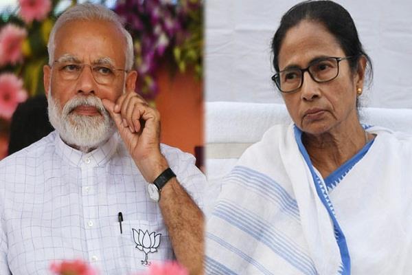 narendra modi west bengal shakti pooja mamta banerjee elections