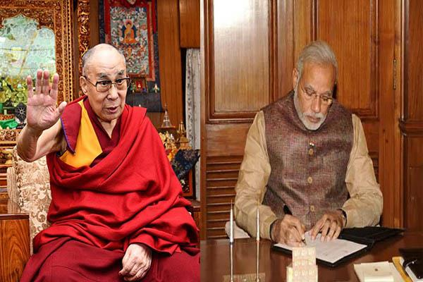 china is monitoring every movement of dalai lama and pmo officials