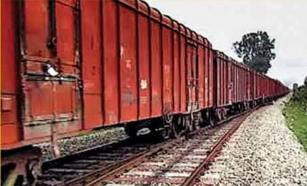 freight train returned to track entrepreneurs get relief from movement