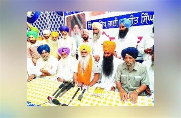 former jathedar bhai ranjit singh will challenge shiromani committee