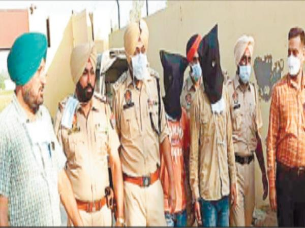 2 shooters of babiha group are under control one absconding
