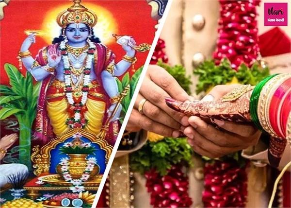 भगवान विष्णु की सत्यनारायण कथा से खुलते हैं शादी के संयोग