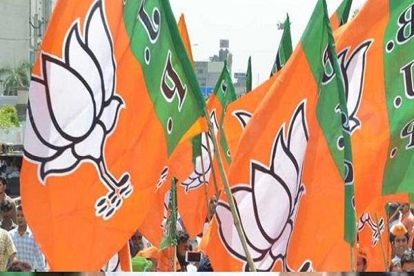 bjp sent list of 5 names to high command for rajya sabha seat