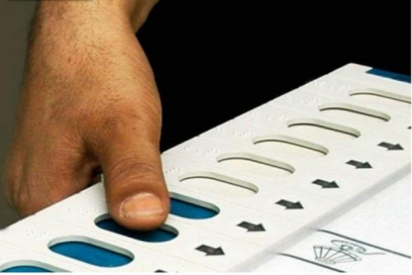 a total of 1698 candidates filled nomination papers for the second phase