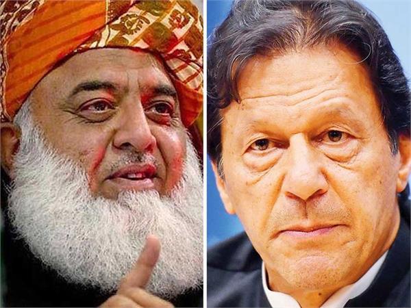 peshawar mosque blast exposed imran khan s claims  fazlur rehman