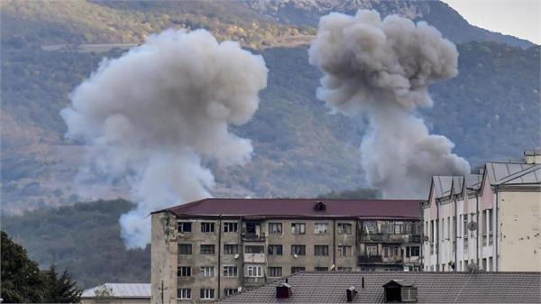 armenia azerbaijan war new clashes strain nagorno karabakh ceasefire
