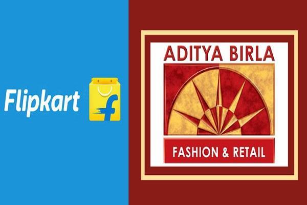 flipkart to buy 7 8 stake in aditya birla fashion