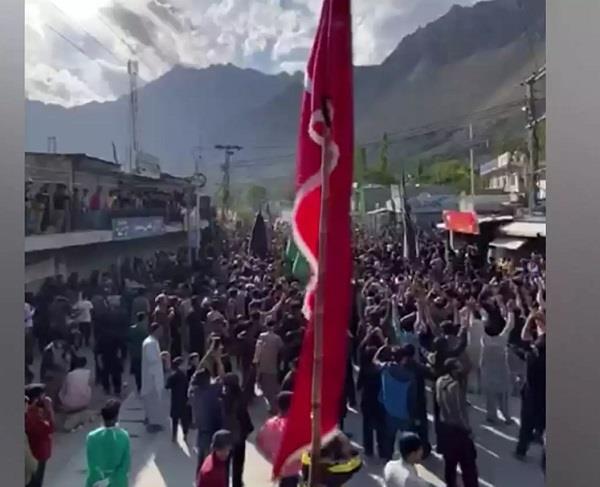 massive protests against illegal detention of activists rock gilgit baltistan
