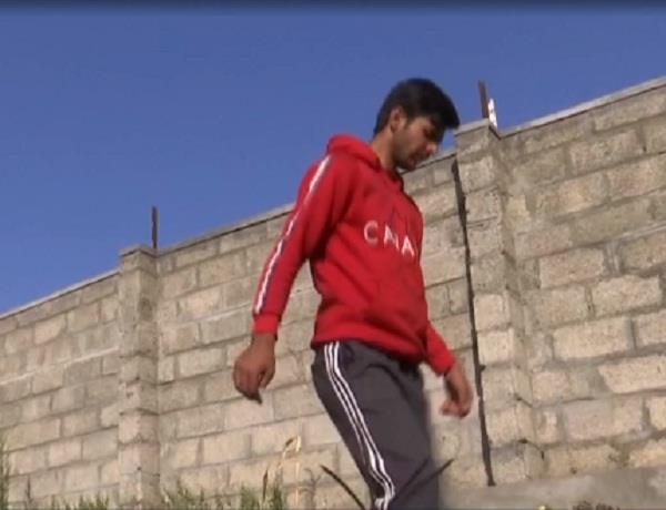 shah huzaib became the winner of football trick shot competition