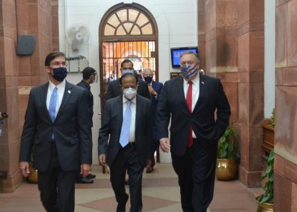 ajit doval met us minister of foreign affairs and defense