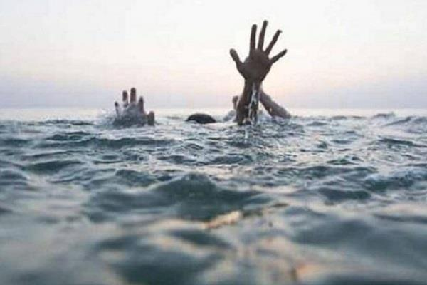 tragic accident 3 friends drowned in the ganges river due to death
