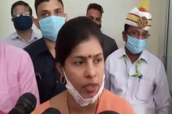 yogi government is keen to protect women swati singh