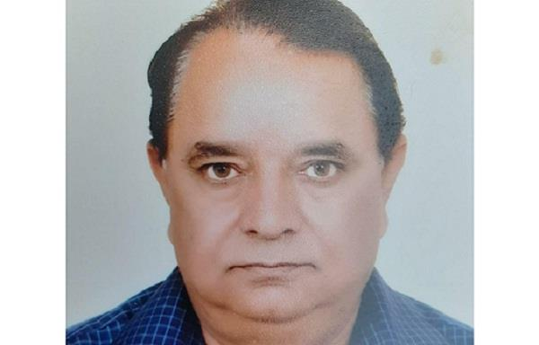 radheshyam younger brother of mla ghanshyam aroramla ghanshyam arora dies