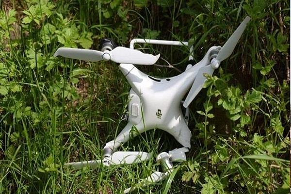 indian army troops shot down a pakistan army quadcopter