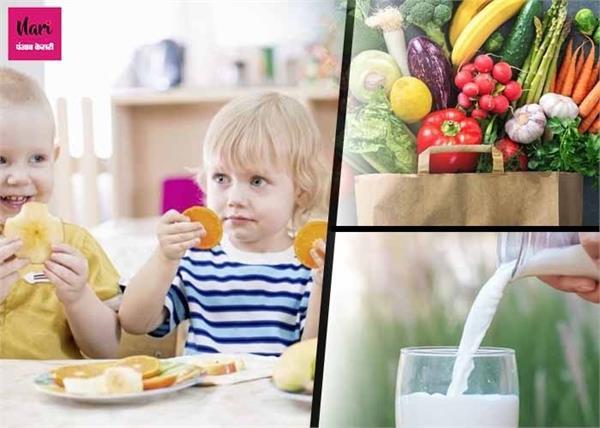Food Day: बच्चों की डाइट में करें ये 5 सुपर फूड, कोरोना काल में बीमारियों से रहेगा बचाव