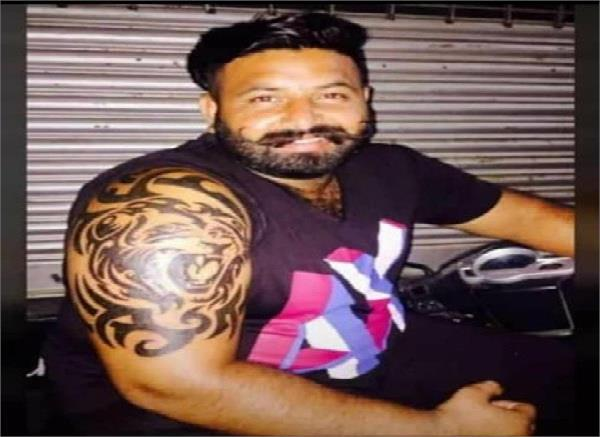 major incident gangster killed bouncer by shooting indiscriminately