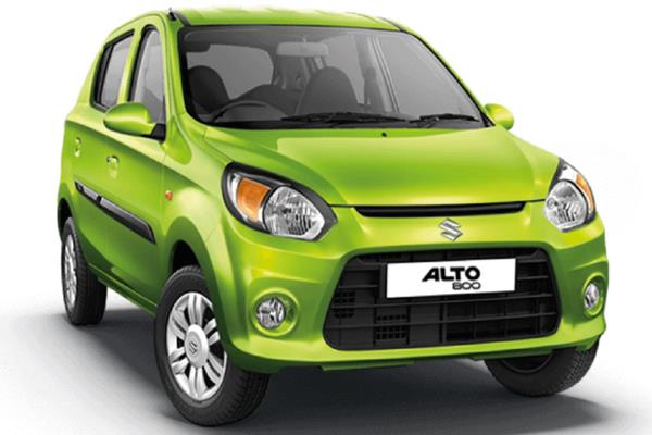 maruti alto completes two decades has sold 4 million cars so far