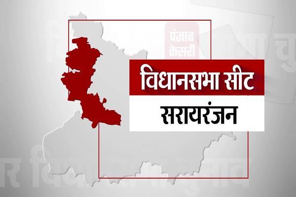 sarairanjan assembly seat results 2015 2010 2005 bihar election 2020
