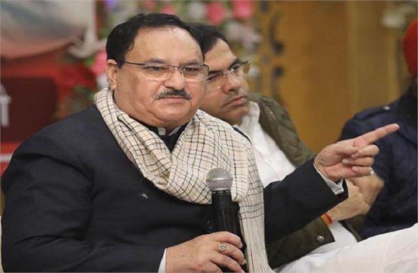 nadda says the sacrifice of bjp leaders in kulgam will not go in vain