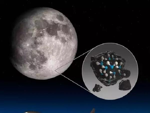 nasa s sofia discovers water on sunlit surface of moon