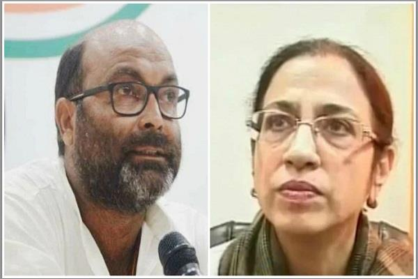 up congress committee expelled anu tandon from the party for 6 years