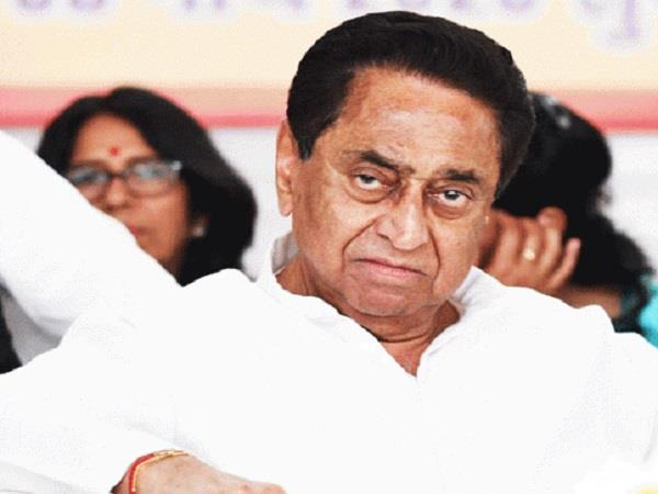 kamal nath s open challenge to administrative officers