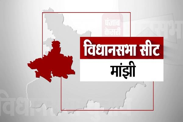 manjhi assembly seat results 2015 2010 2005 bihar election 2020