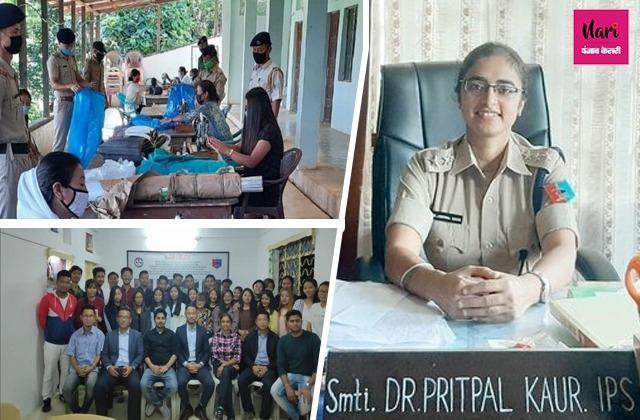Salute! वो महिला IPS अधिकारी जो छात्रों के लिए चला रही मुफ्त कोचिंग सेंटर, सिखाती है जैविक खेती