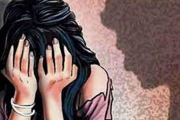 young man of the village raped the woman