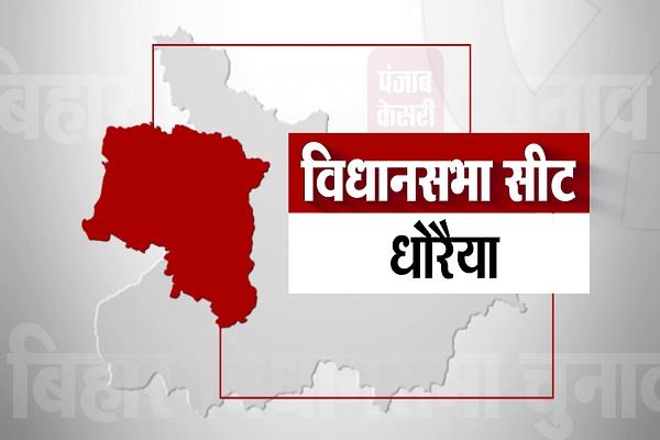 dhoraiya assembly seat results 2015 2010 2005 bihar election 2020