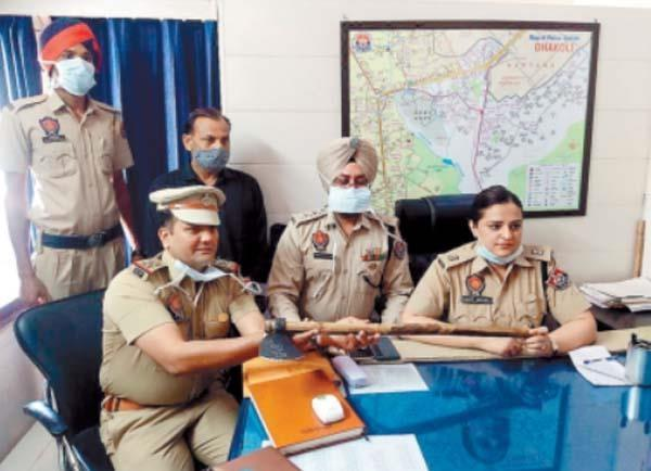 wife murdered due to domestic quarrel