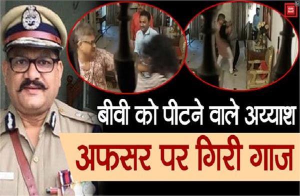 union home ministry upheld the suspension of purushottam sharma