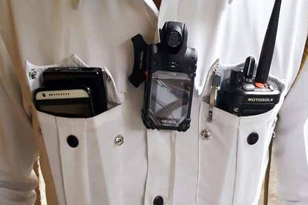 up body sensitive cameras will be installed in 25 sensitive jails