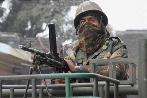 j k terrorist attack in pampore 2 crpf jawans martyred 7 injured