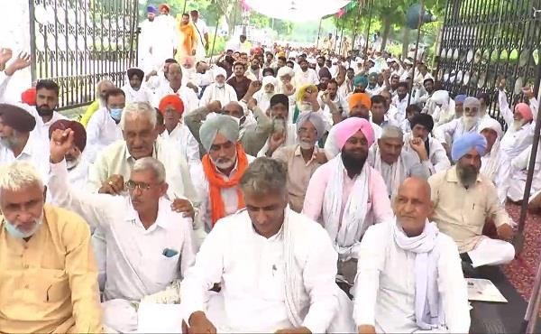binain khap supports the farmers protest
