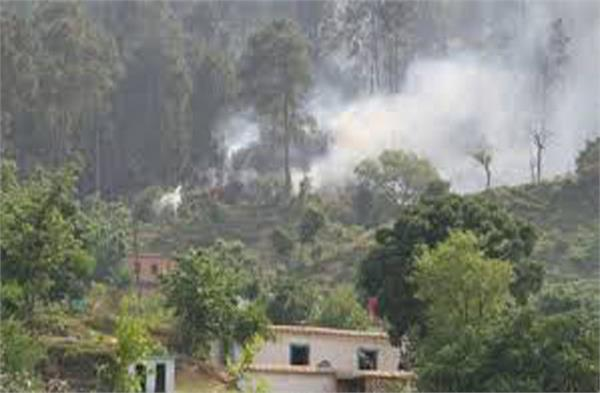 pakistan army violates ceasefire in poonch district of jammu and kashmir