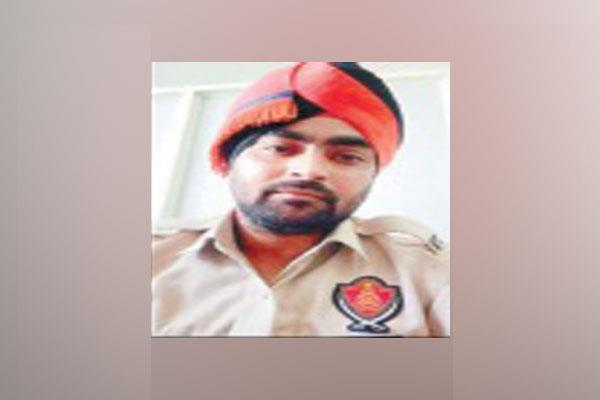 1 policemen died due to dengue