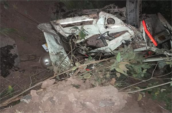 accident in reasi 2 dead