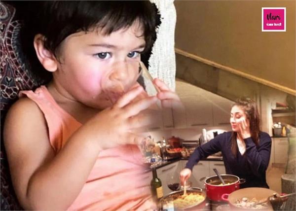 Baby Diet: तैमूर को बाहर के खाने से दूर रखती है करीना, बताया बेटे का डाइट चार्ट