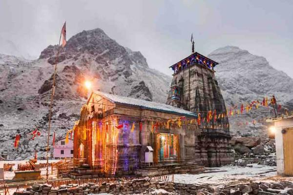 big news for devotees visiting badrinath and baba kedarnath