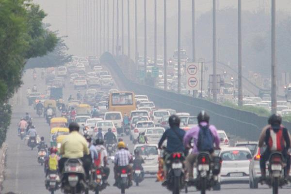 how delhi will face pollution in the middle of the corona era