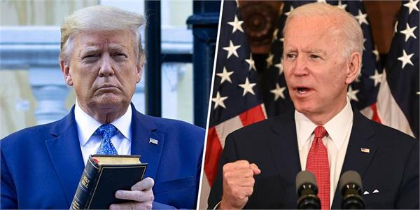 us election biden is in strong position with 8 percent increase